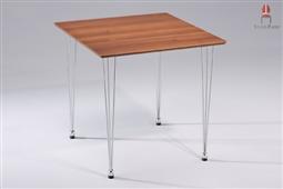 AMB.IENTE Tisch 75 x 75 - Nussbaum -