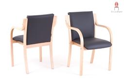 COM.FORT Sessel - Kunstleder - Bauweise: unmontiert