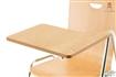 NIV.EAU Schreibplatte für Linkshänder