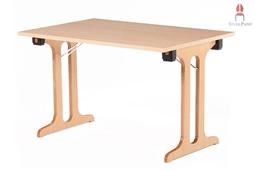 COMFORT deLux Tisch 140 x 60