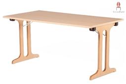 COM.FORT deLux Tisch 160 x 70
