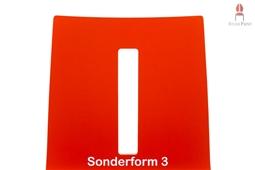 Zubehör: ACA.DEMY Sonderform 3