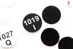Nummerierung Klett