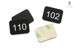 Nummerierung Magnet